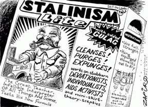 stalin show trials essay definition